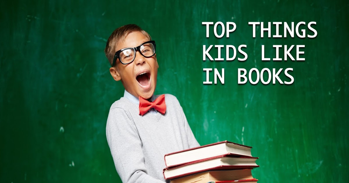 Popular Things For Kids  Top Things Kids Like in Books RELEVANT CHILDREN S MINISTRY