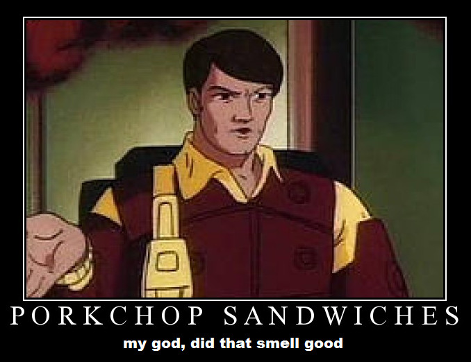 Pork Chop Sandwiches G.I.Joe  Porkchop Sandwiches A look at the infamous G I Joe PSA