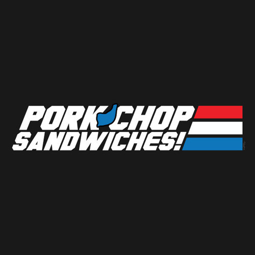 Pork Chop Sandwiches G.I.Joe  Pork Chop Sandwiches G I Joe PSA T Shirt