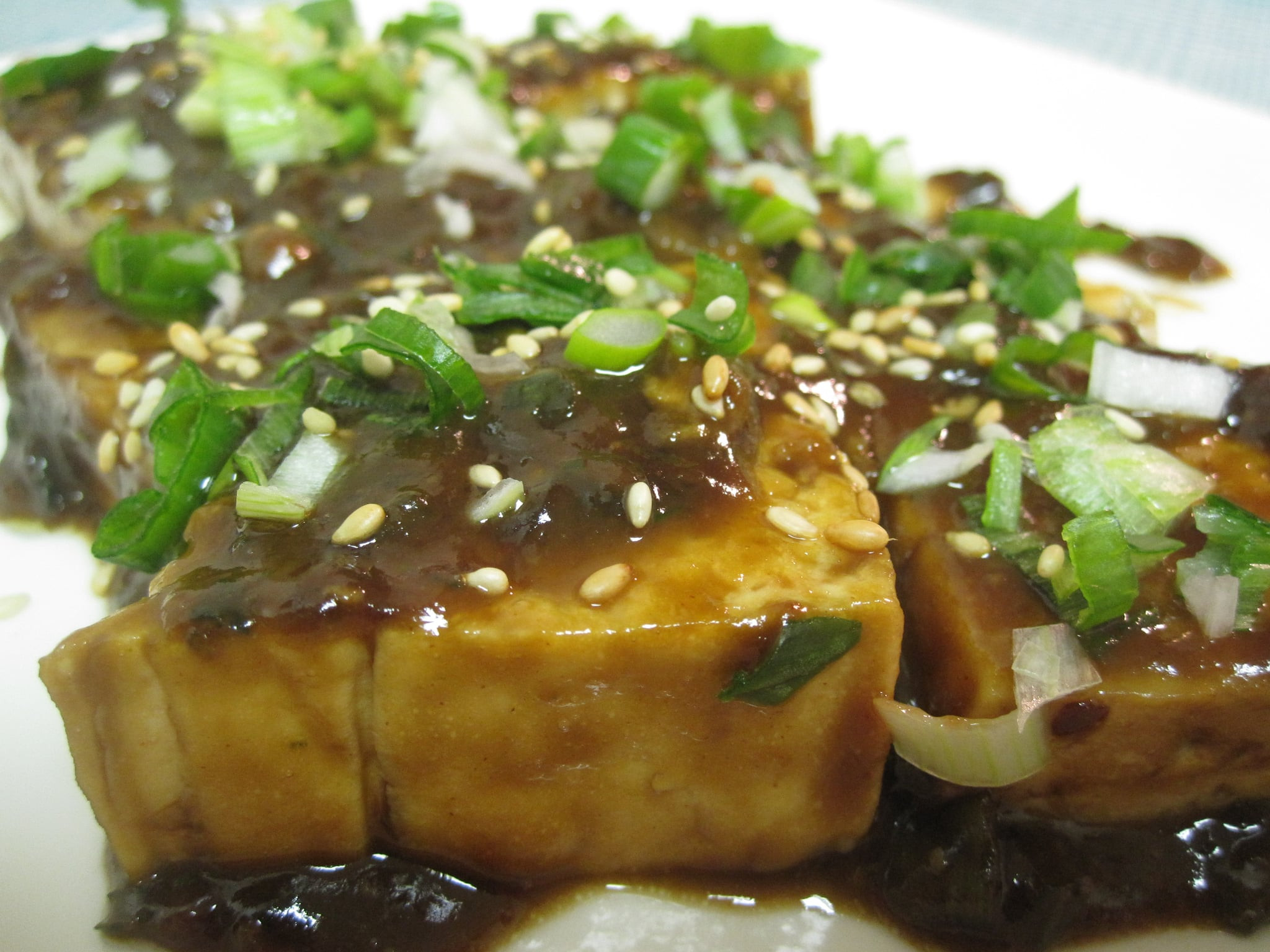 Quick Easy Tofu Recipes  Quick and Easy Asian Inspired Pan Fried Tofu Recipe