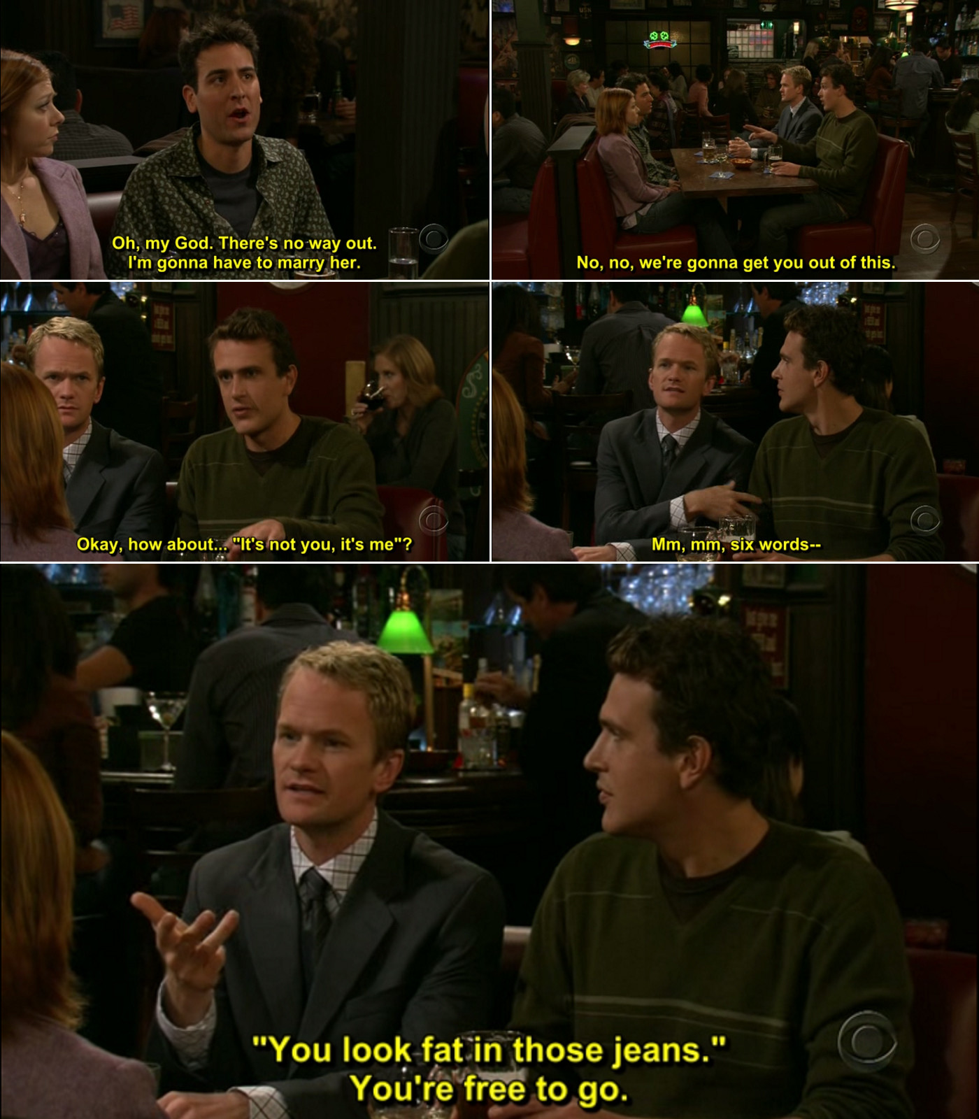 Quote From How I Met Your Mother  How I Met Your Mother Quote 5
