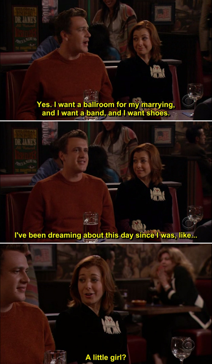 Quote From How I Met Your Mother  How I Met Your Mother Quote 8