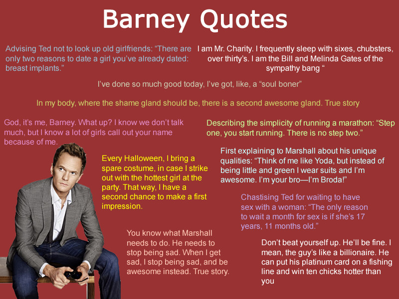 Quote From How I Met Your Mother  Himym Friendship Quotes QuotesGram