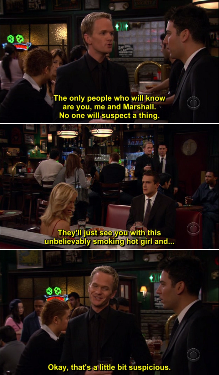 Quote From How I Met Your Mother  How I Met Your Mother Quote 10