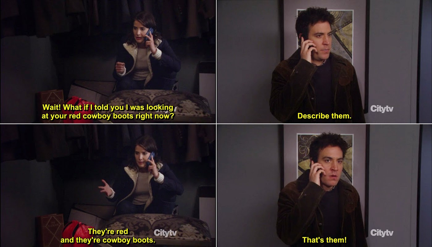 Quote From How I Met Your Mother  How I Met Your Mother Quote 30