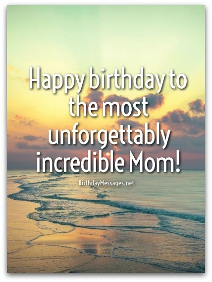 Quotes For Mothers Birthdays  Mom Birthday Wishes Birthday Messages & eCards for Mothers