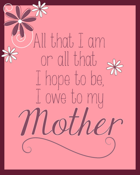 Quotes For Mothers Birthdays  Mother Birthday Quotes QuotesGram