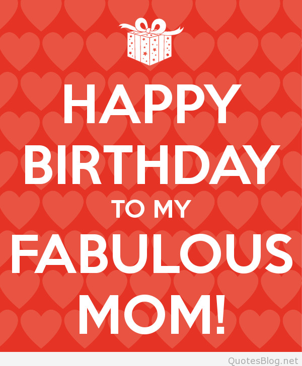 Quotes For Mothers Birthdays  Happy Birthday Messages for Mothers