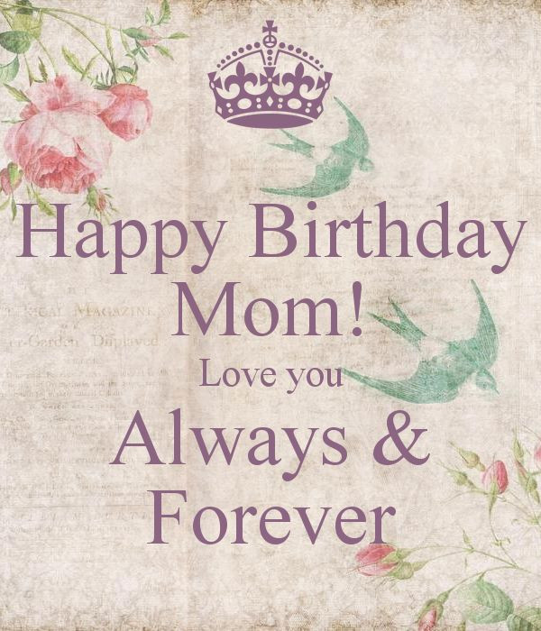 Quotes For Mothers Birthdays  Best Happy Birthday Mom Quotes and Wishes
