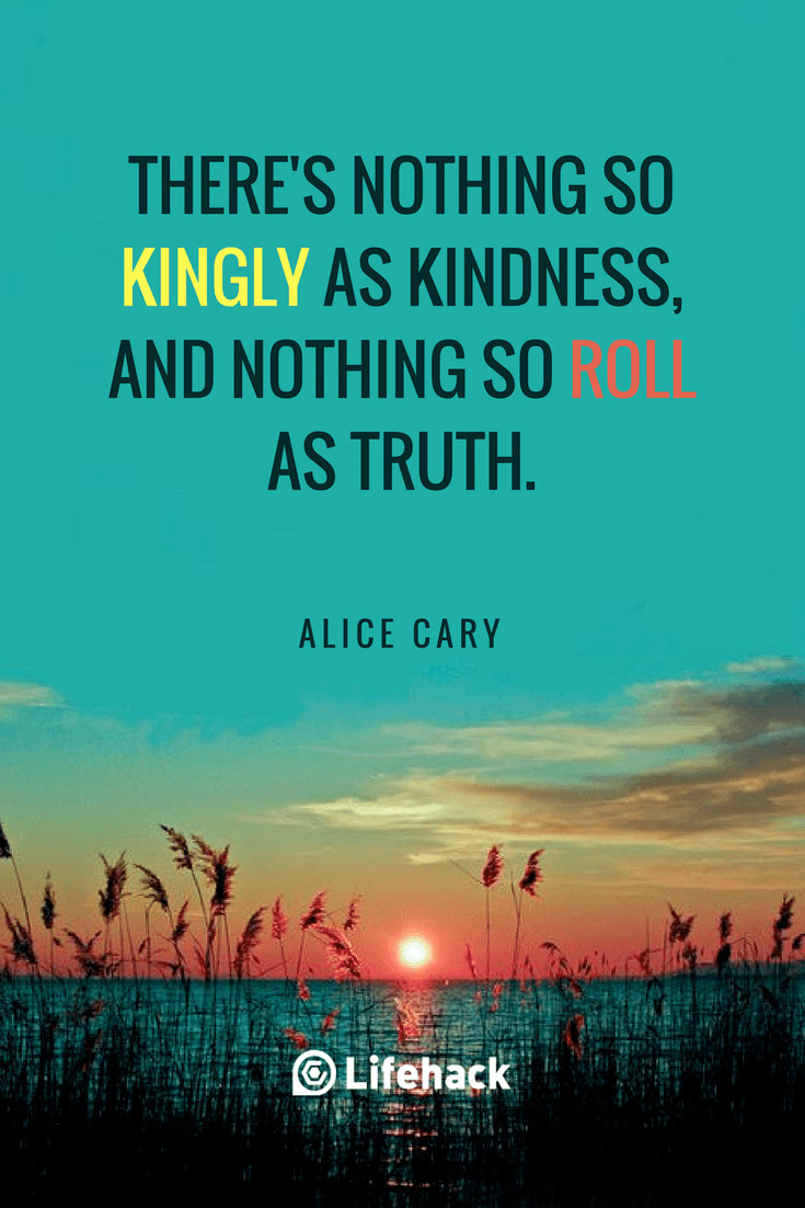 Quotes Kindness  27 Kindness Quotes to Warm Your Heart