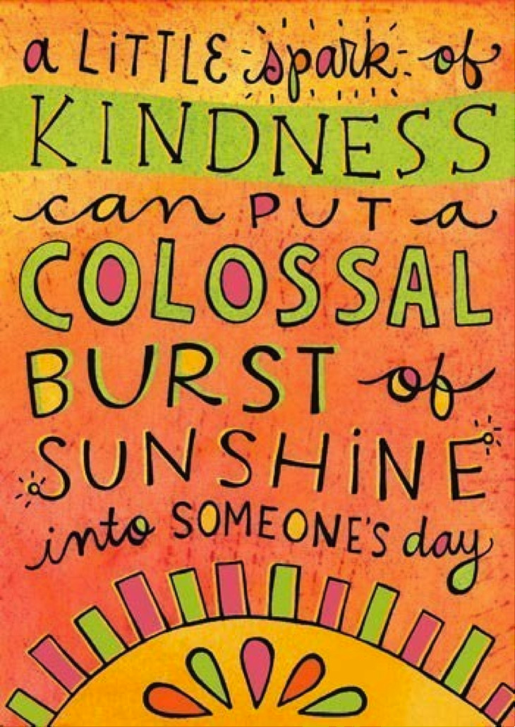 Quotes Kindness  A Kind Word Goes A Long Way