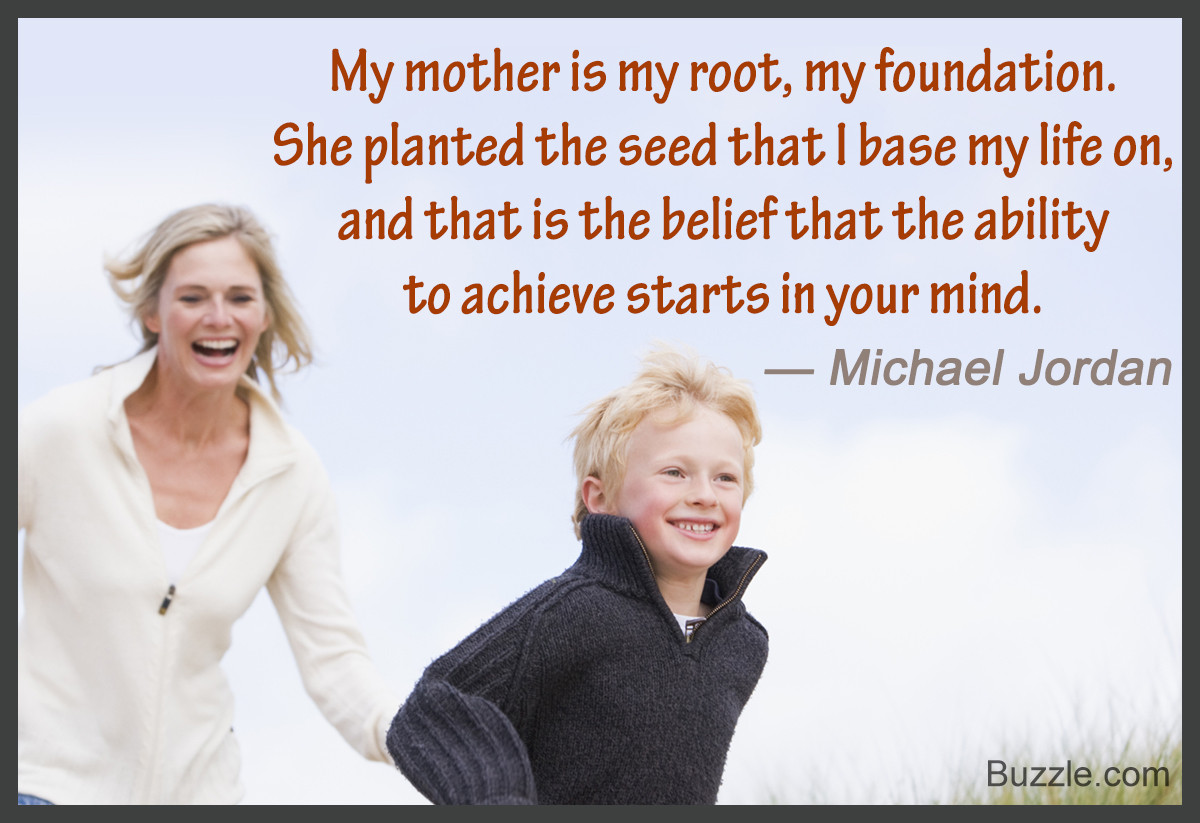 Quotes On Mothers And Sons  52 Amazing Quotes About the Heartwarming Mother Son