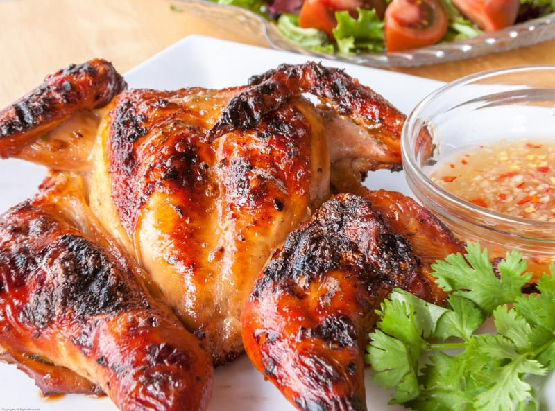 Recipe For Cornish Game Hens  The Earthy Delights Recipe Blog