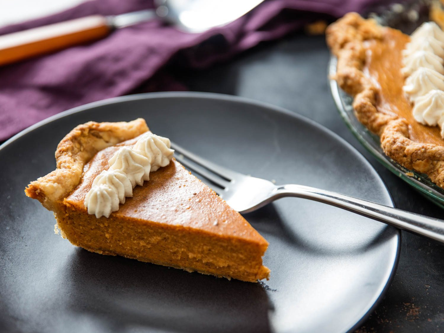 Recipe Sweet Potato Pie  Silky Sweet Potato Pie Recipe