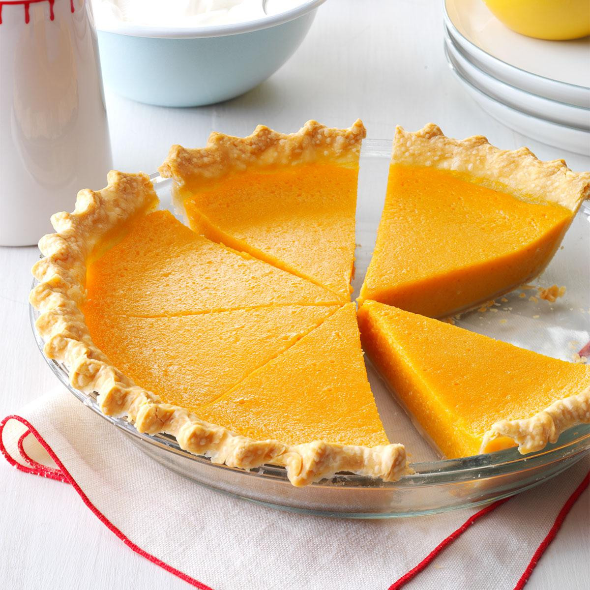 Recipe Sweet Potato Pie  Lemony Sweet Potato Pie Recipe