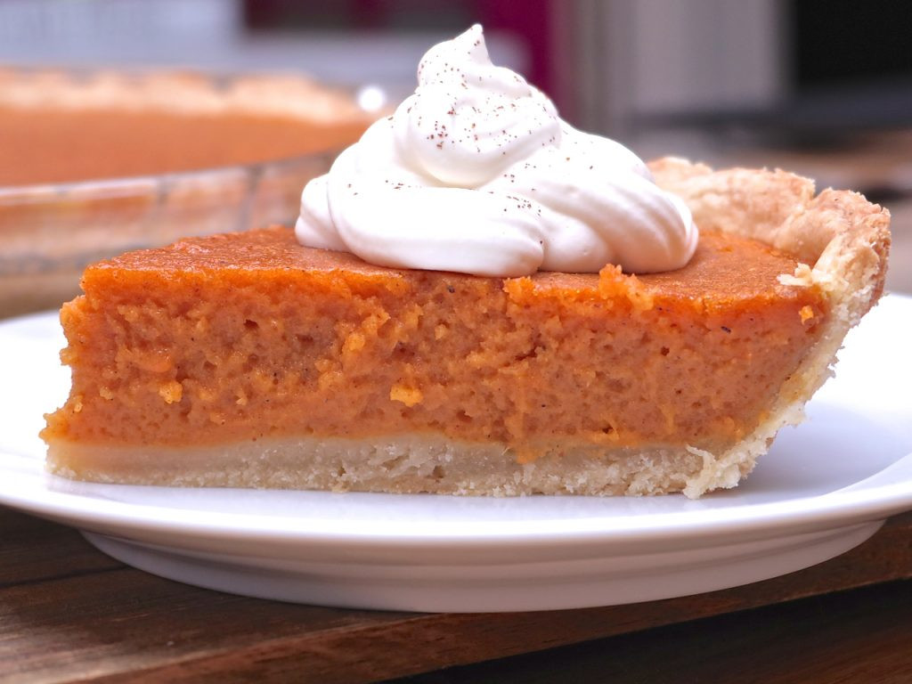 Recipe Sweet Potato Pie  Deep South Sweet Potato Pie Recipe