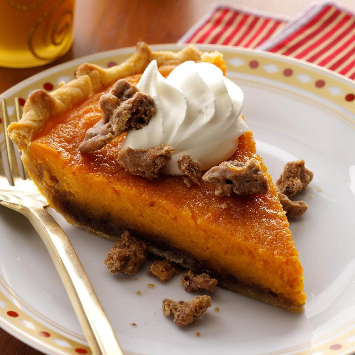 Recipe Sweet Potato Pie  Praline Sweet Potato Pie Recipe