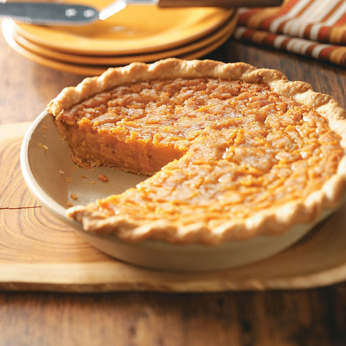 Recipe Sweet Potato Pie  Southern Sweet Potato Pie Recipe