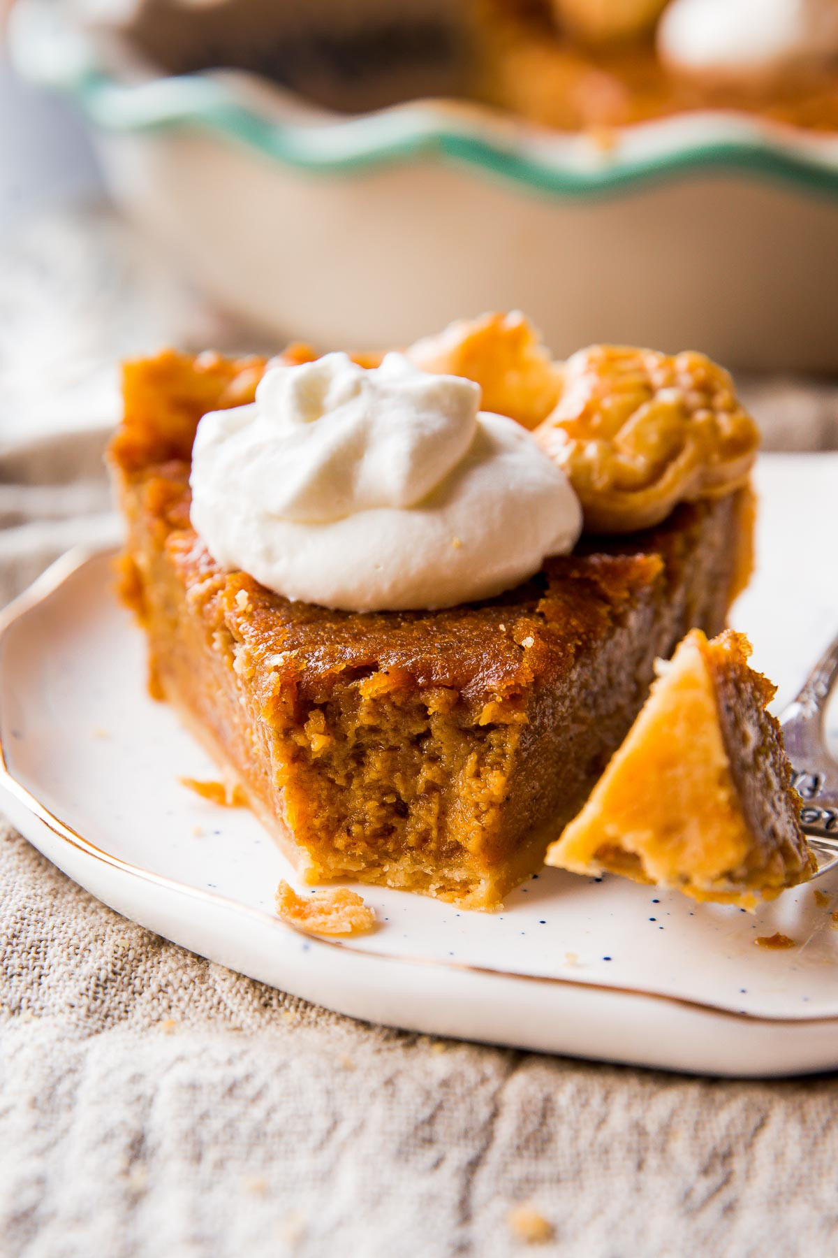 Recipe Sweet Potato Pie  Brown Sugar Sweet Potato Pie Sallys Baking Addiction