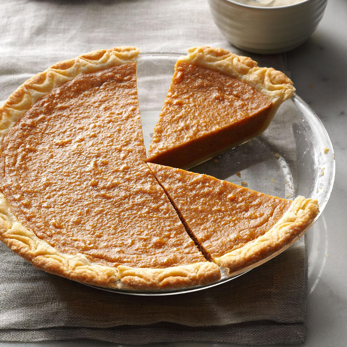 Recipe Sweet Potato Pie  Harvest Sweet Potato Pie Recipe