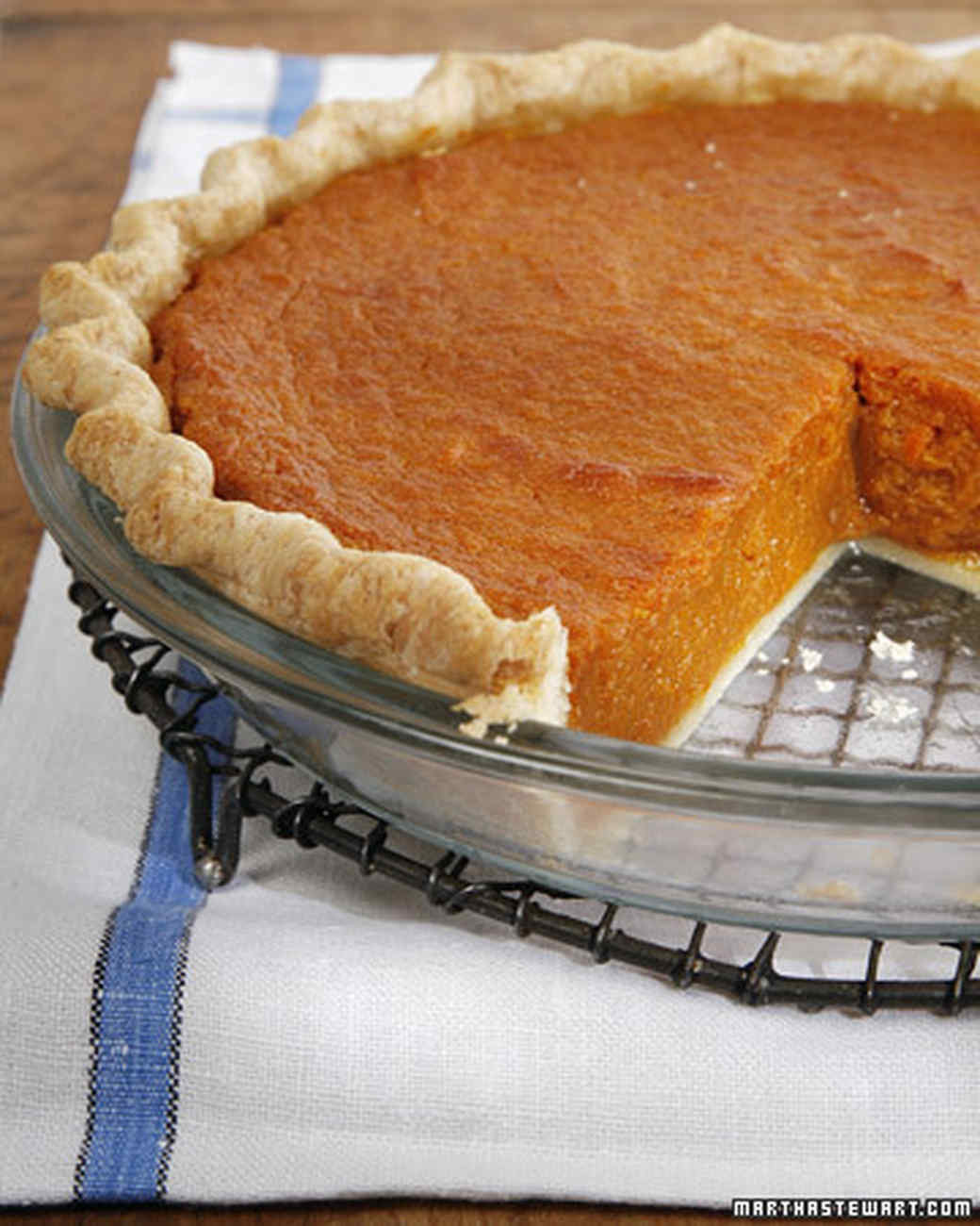 Recipe Sweet Potato Pie  Sweet Potato Pie Recipe & Video