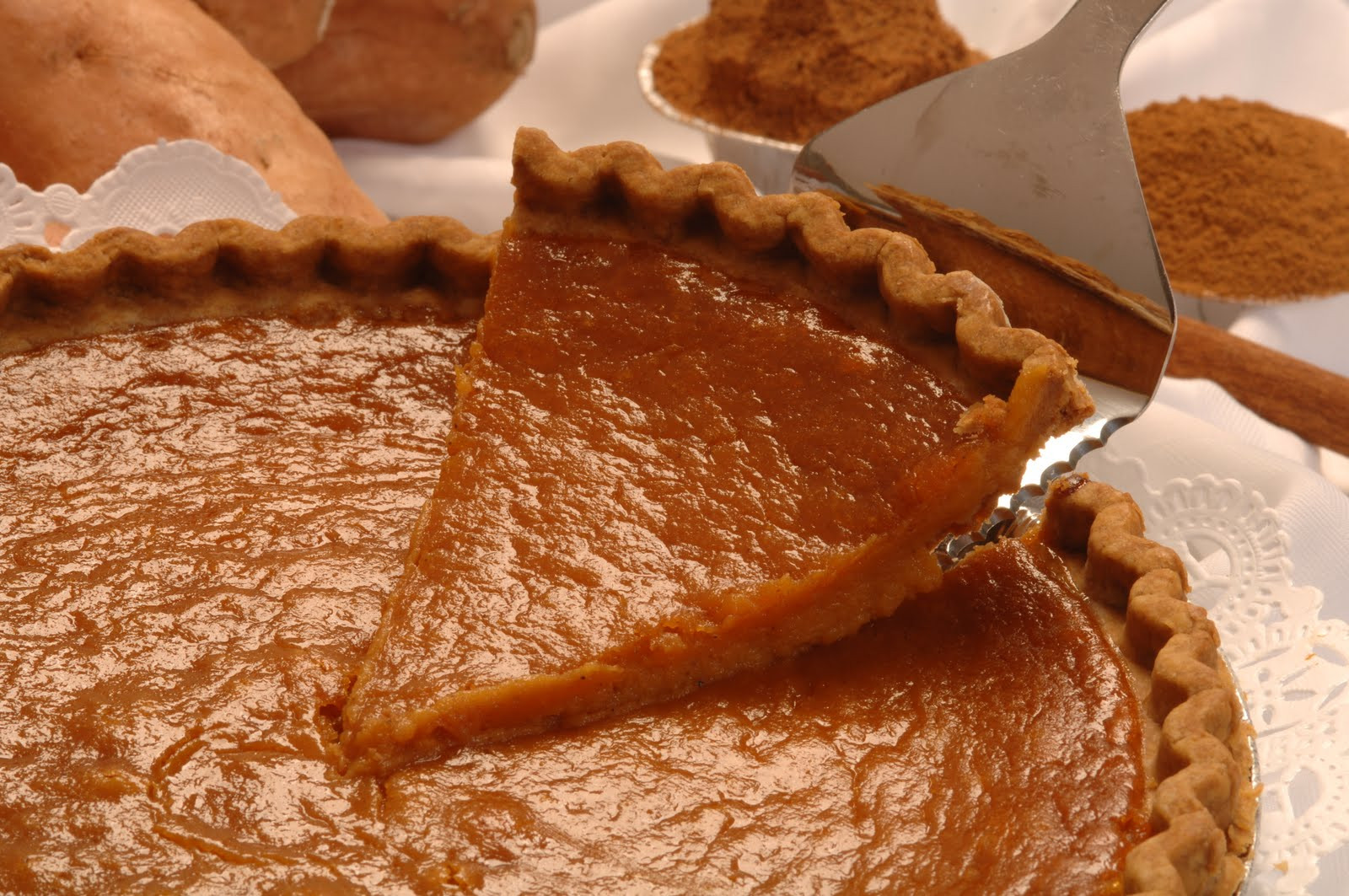 Recipe Sweet Potato Pie  Sweet Potato Pie
