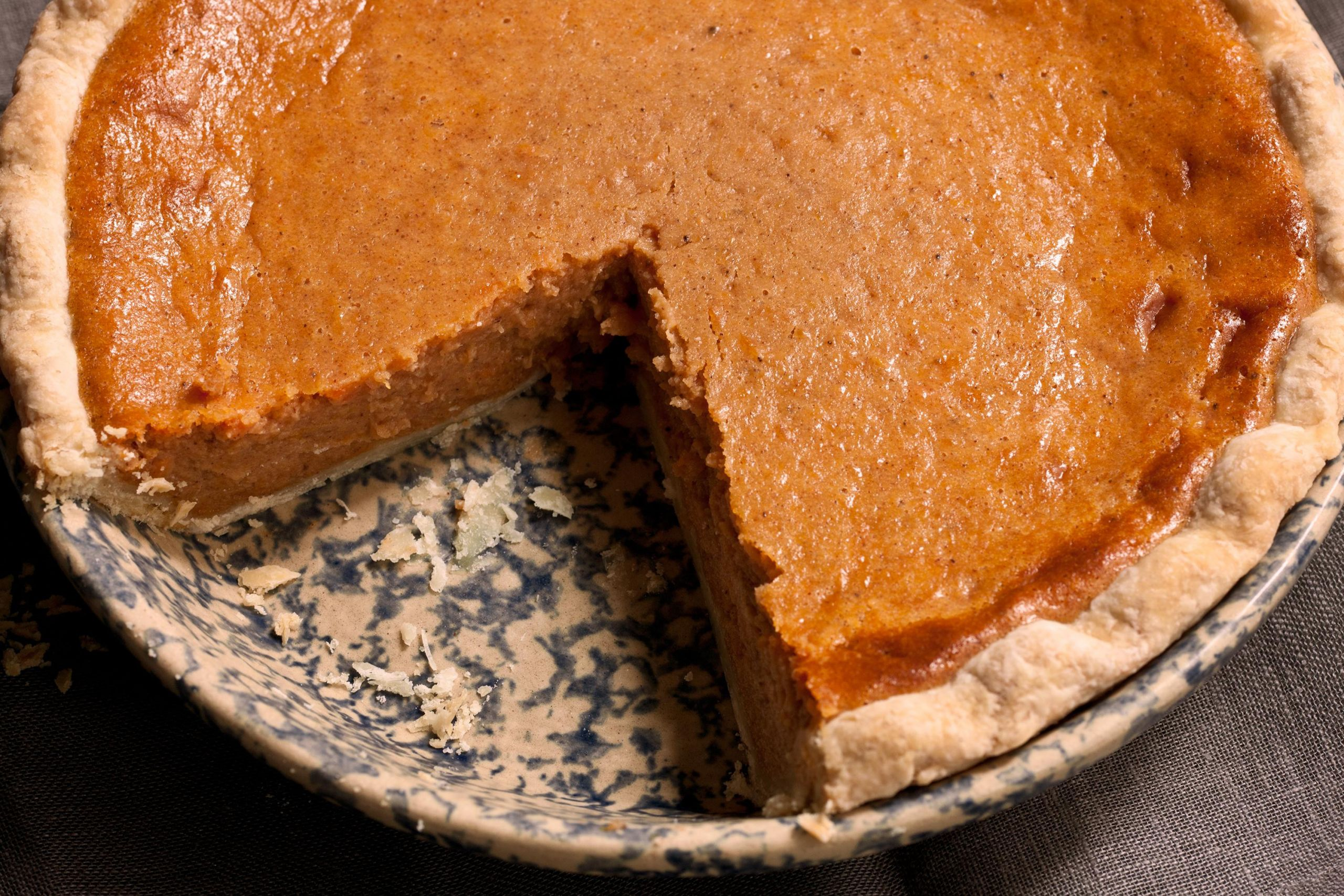 Recipe Sweet Potato Pie  Sweet Potato Pie Recipe CHOW