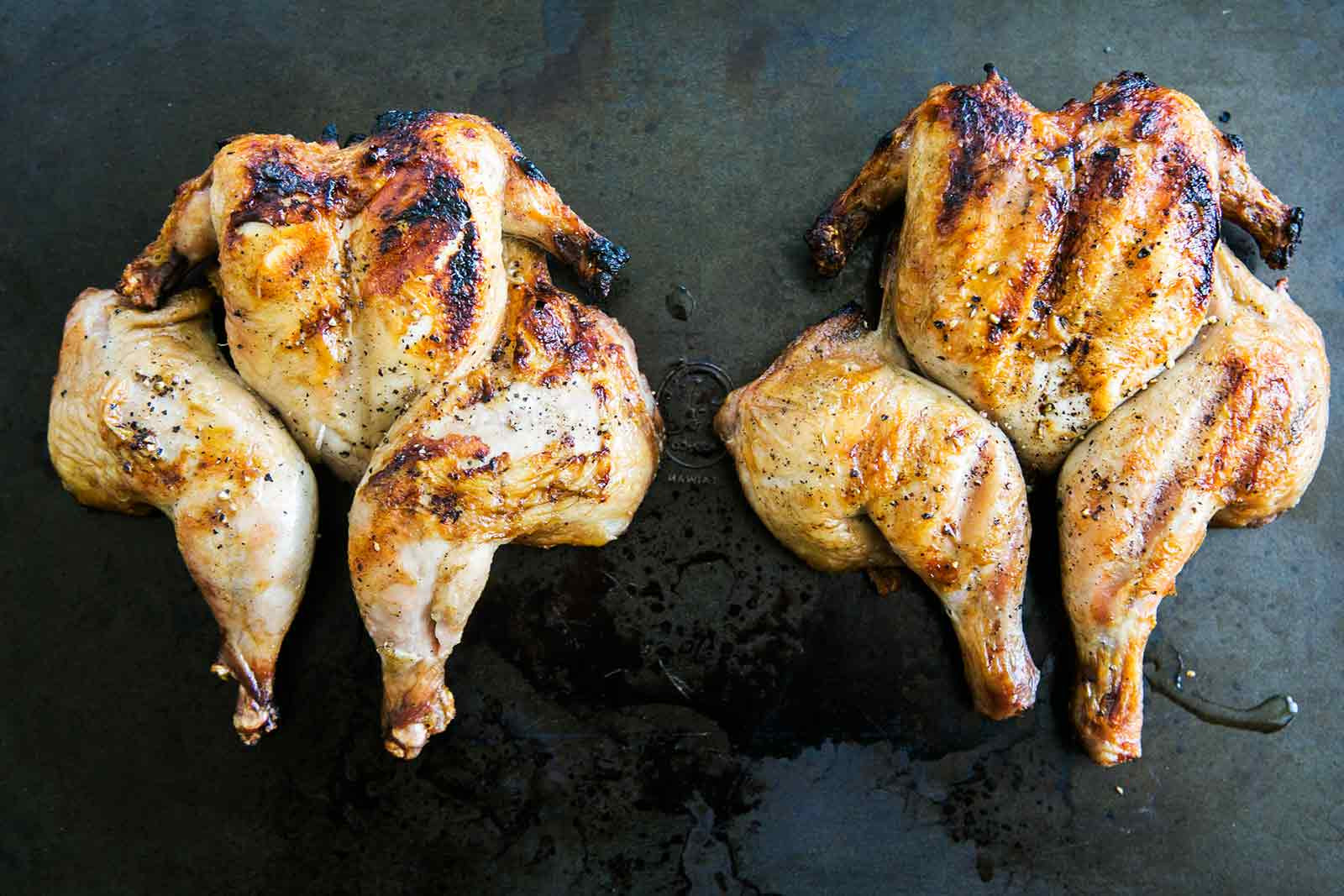 Recipes For Cornish Game Hens  Grilled Cornish Game Hens Recipe