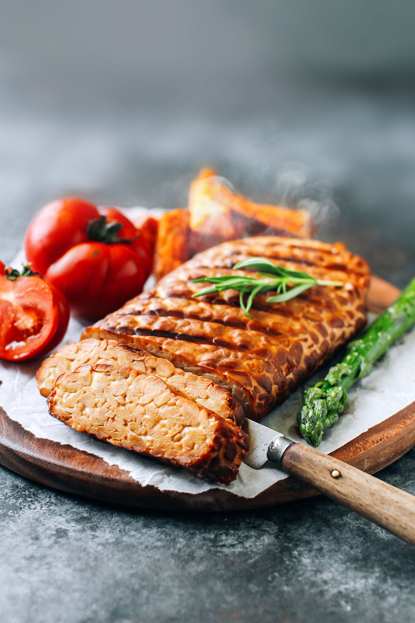 Recipes Using Tempeh  Smoked & Grilled Tempeh Full of Plants