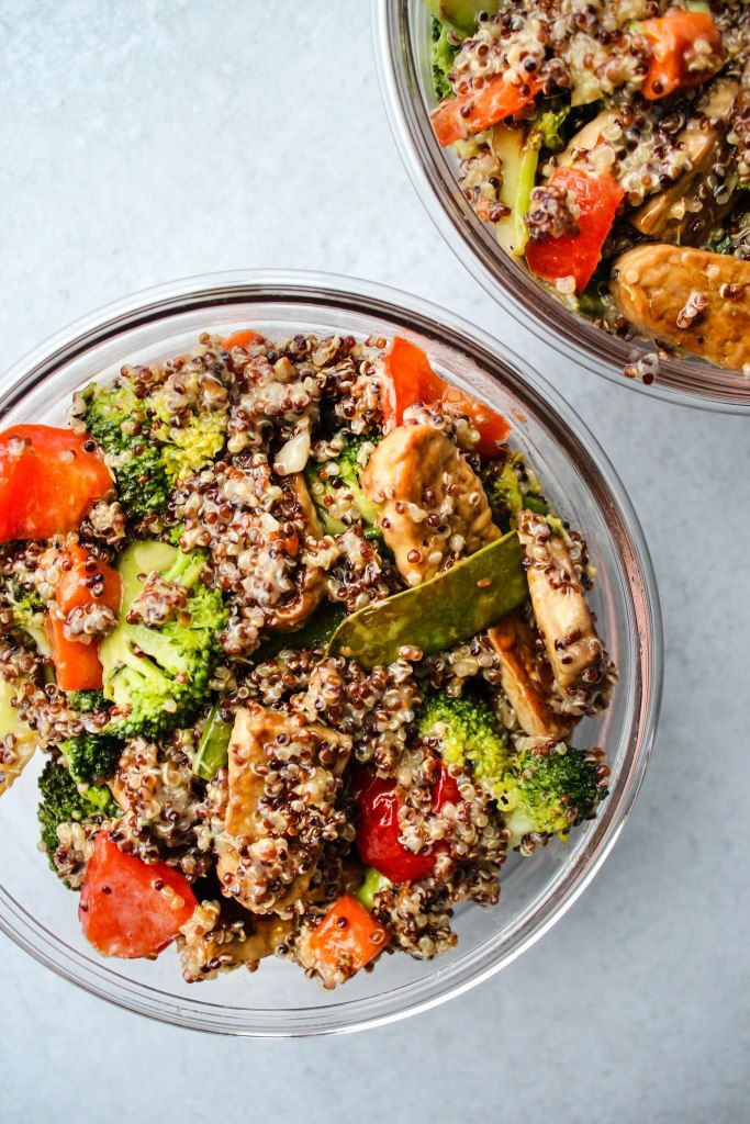 Recipes Using Tempeh  Tempeh Stir Fry With Spicy Coconut Sauce in 2020