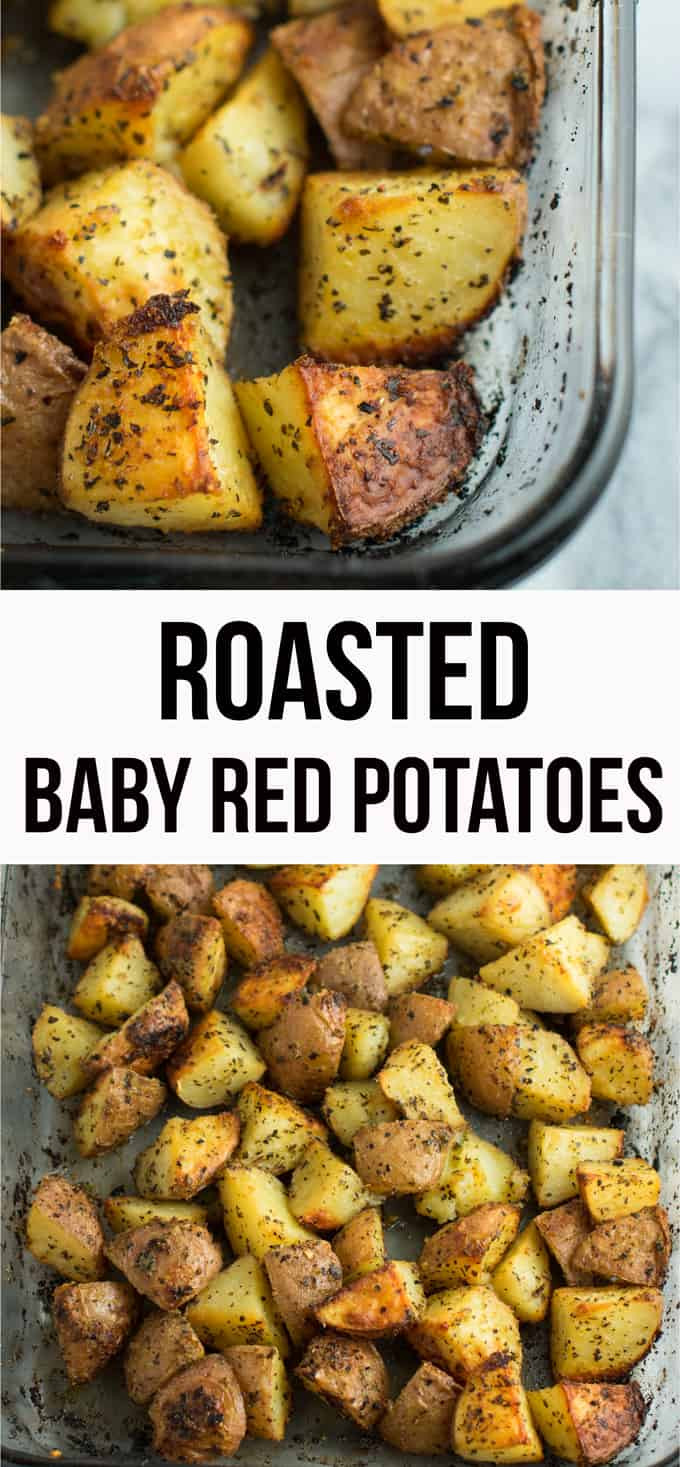 Red Baby Potato Recipes  Roasted Baby Red Potatoes Recipe Build Your Bite