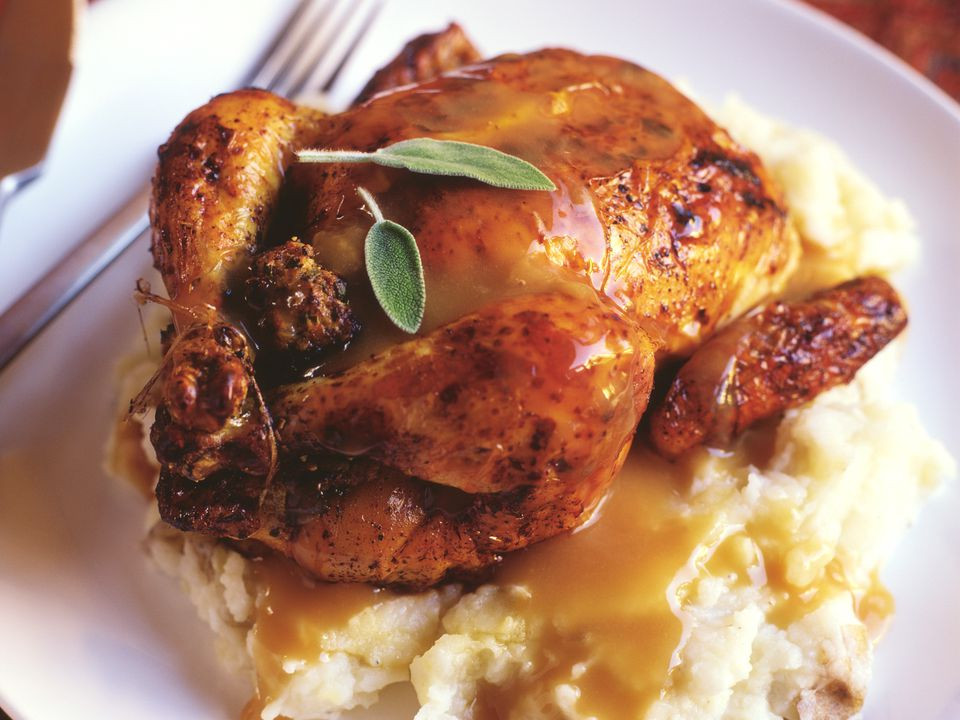 Roasted Cornish Game Hens Recipes  Cornish Hen Selection and Storage Information
