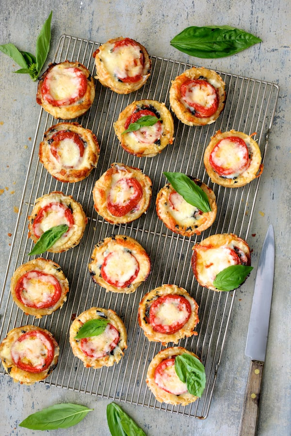 Salvatore'S Tomato Pies  Mini Southern Tomato Pies A Southern Classic From A