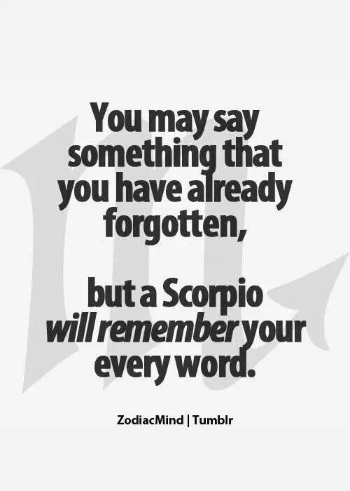 Scorpio Birthday Quotes  Scorpio Birthday Quotes And Sayings QuotesGram