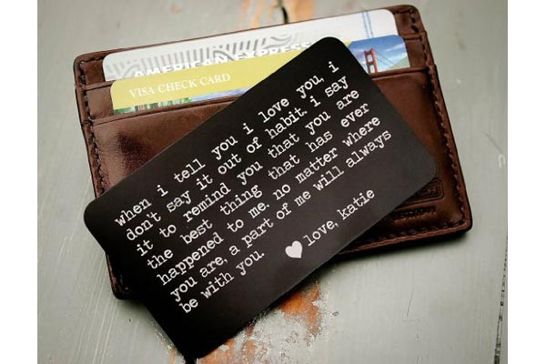 Sentimental Gift Ideas For Boyfriend  17 Romantic Sentimental Gifts for Men That Will Make Him Cry