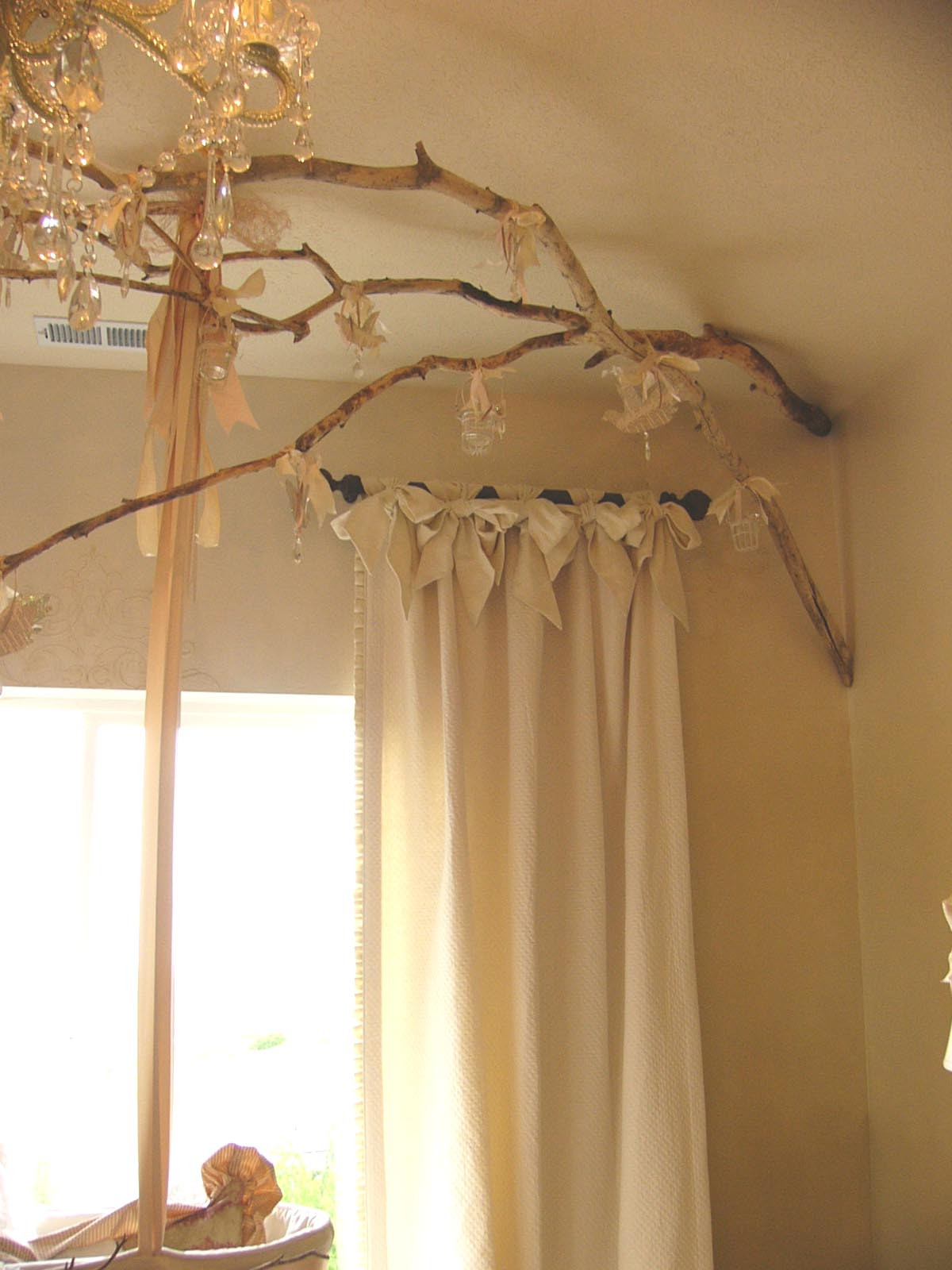Shabby Chic Bedroom Curtains  My Heritage Home Shabby Chic Drapes & Curtains