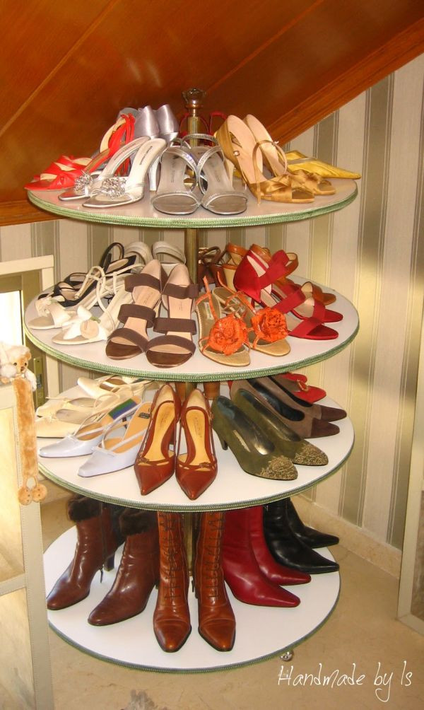 Shoes Organizer DIY  DIY Shoe Organizer Designs – A Must Have Piece In Any Home