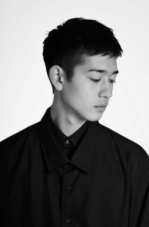 Short Asian Hairstyles Men  40 Short Asian Men Hairstyles To Get Right Now Stylendesigns