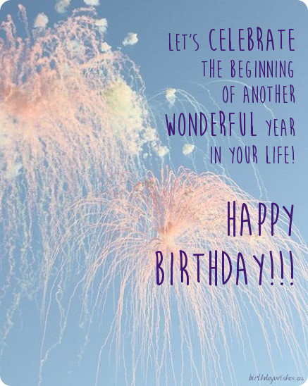 Short Birthday Quote  Top 40 Short Birthday Wishes And Messages With
