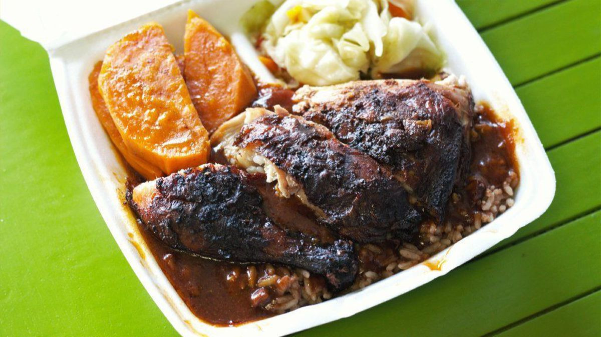 Side Dishes For Jerk Chicken  The 5 best jerk chicken dishes on Chicago's South Side