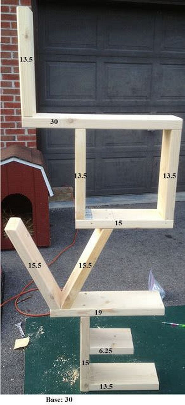 Simple DIY Wood Projects  30 Creative DIY Wood Project Ideas & Tutorials for Your Home