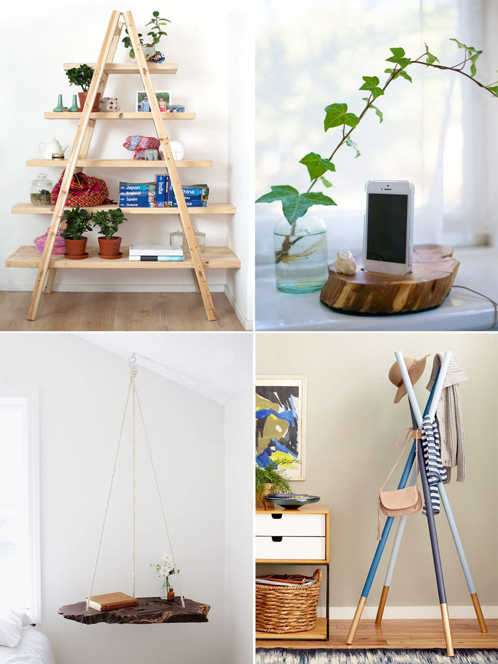 Simple DIY Wood Projects  Roundup 10 Beginner Woodworking Projects Using Basic