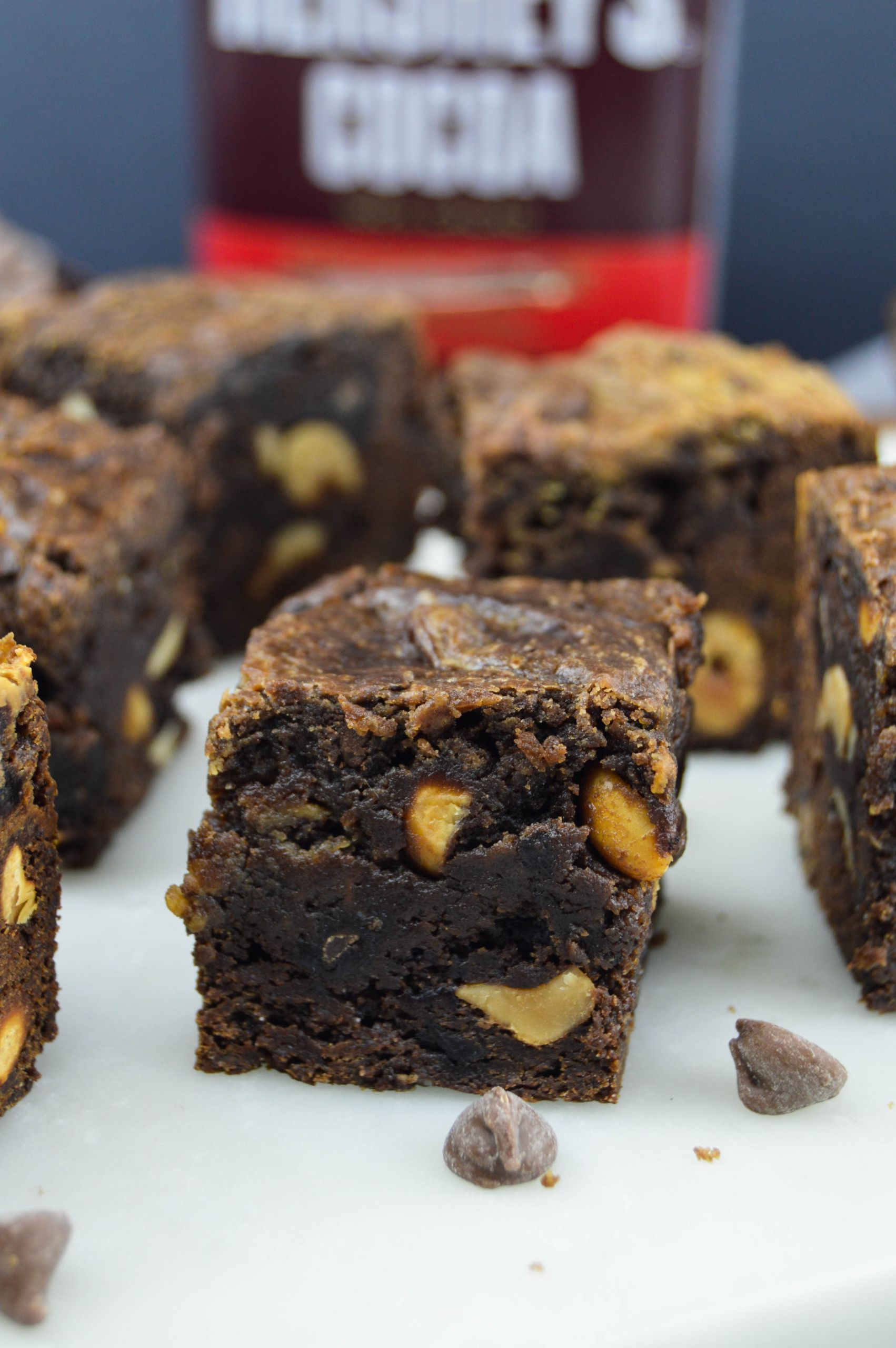 Slow Cooker Brownies  Slow Cooker Peanut Butter Chocolate Brownies RecipeChatter