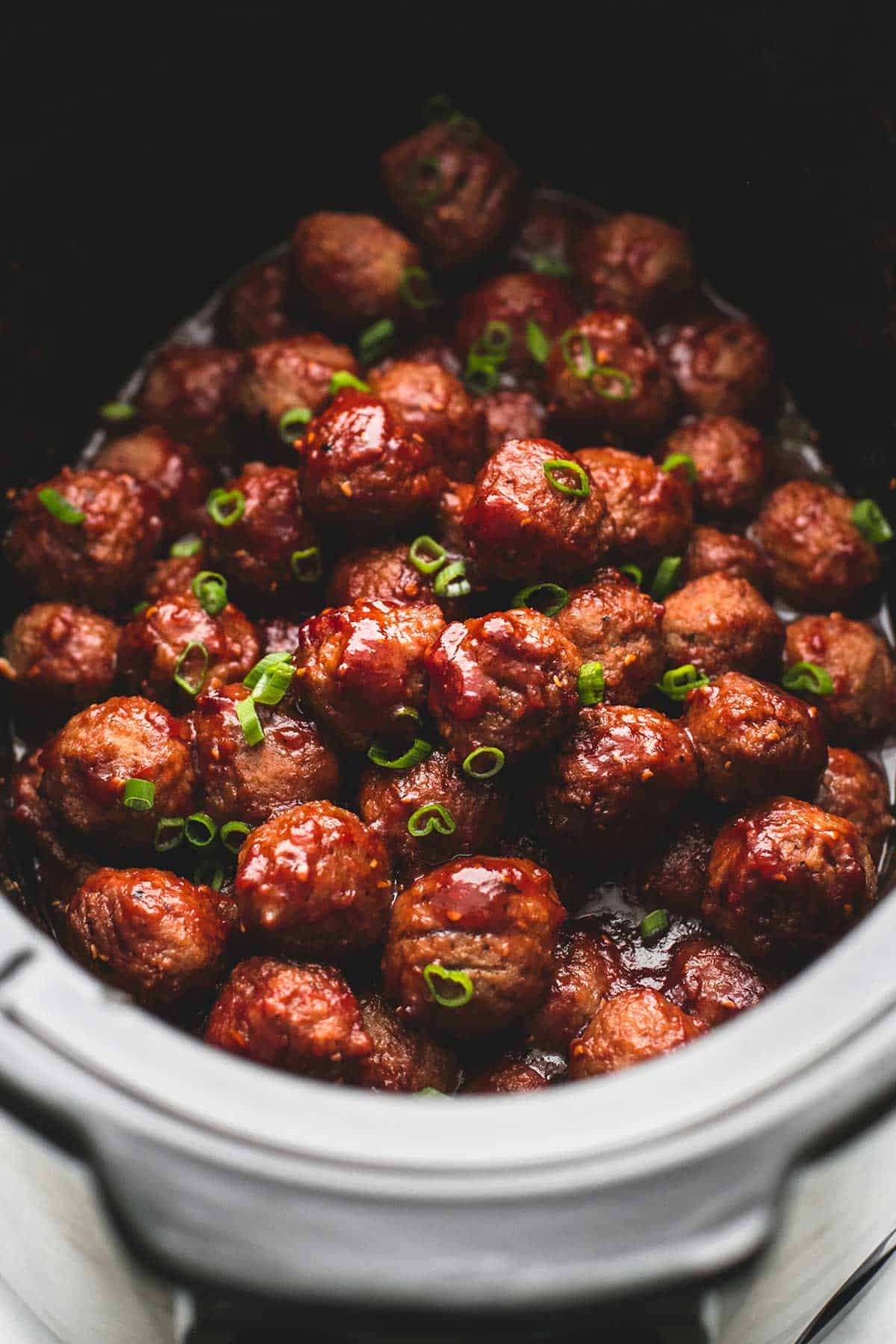 Slow Cooker Meatball Appetizer  3 Ingre nt Slow Cooker Sweet n Spicy Party Meatballs