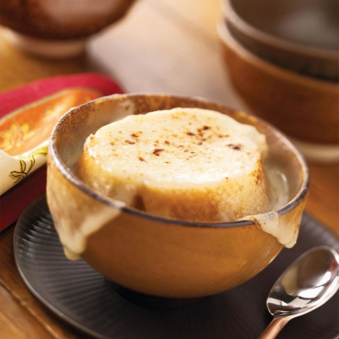 Slow Cooker Onion Soup  Slow Cooker French ion Soup Recipe