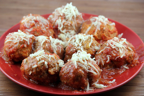 Slow Cooker Spaghetti And Meatballs  Slow Cooker Spaghetti and Meatballs Recipe Cully s Kitchen