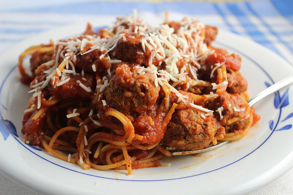Slow Cooker Spaghetti And Meatballs  All in the Slow Cooker Spaghetti and Meatballs Recipes