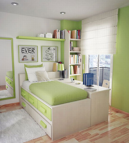 Small Bedroom Solutions  Designing Home 10 Design Solutions for Small Bedrooms
