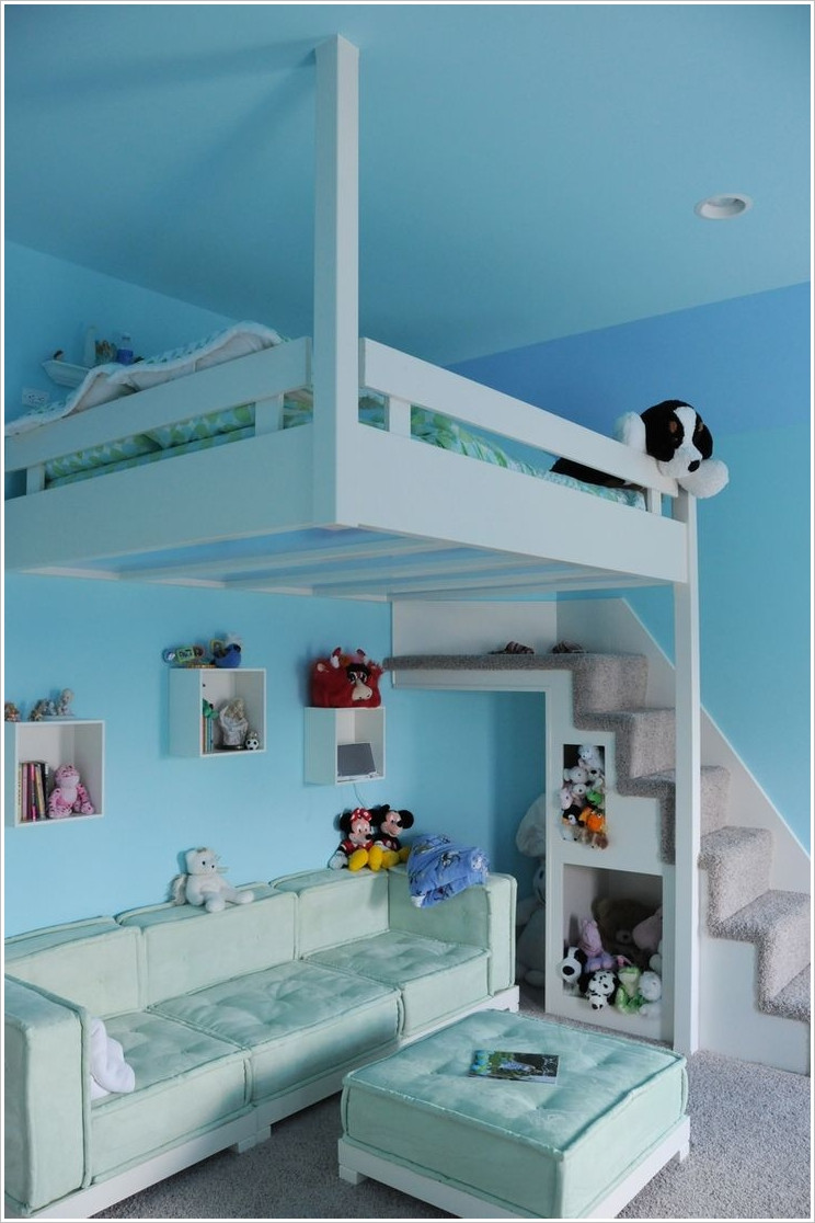 Small Bedroom Solutions  10 Clever Solutions for Small Space Teen Bedrooms