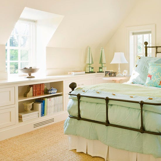 Small Bedroom Solutions  Modern Furniture Clever Storage Solutions for Small
